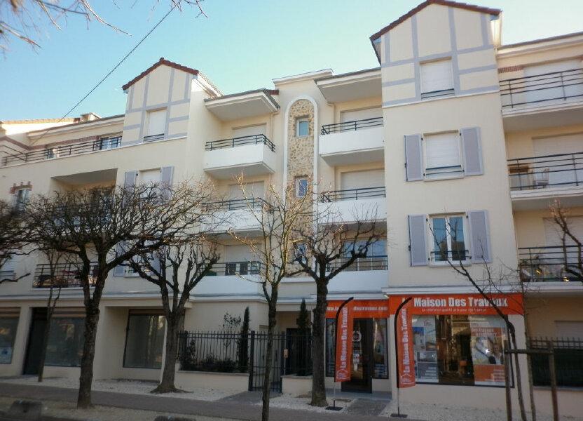 Appartement à louer 28m2 à Vaires-sur-Marne