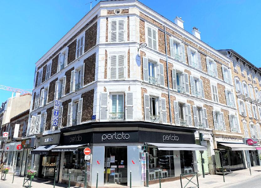 Appartement à vendre 74.79m2 à Clamart
