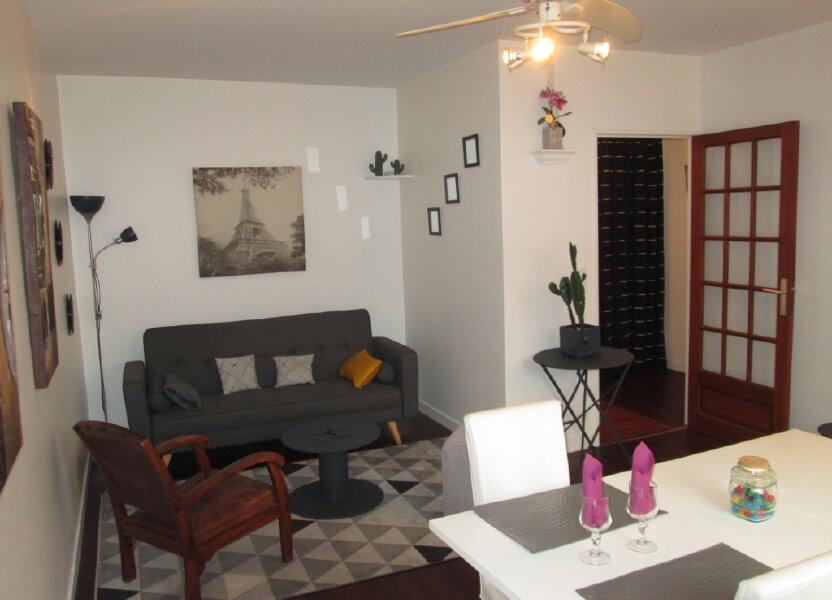 Appartement à louer 47.69m2 à Clamart