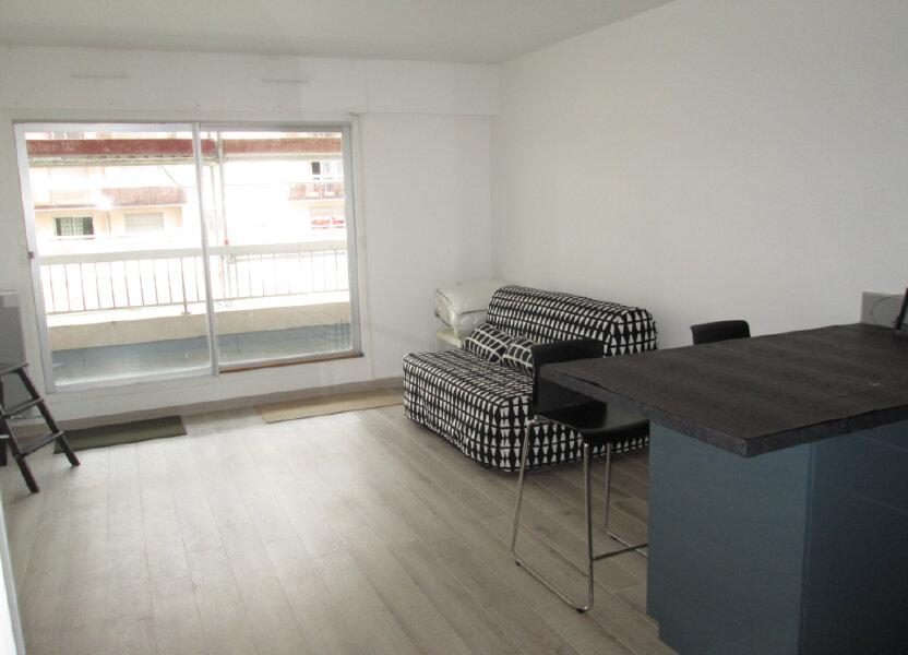 Appartement à louer 27.22m2 à Clamart