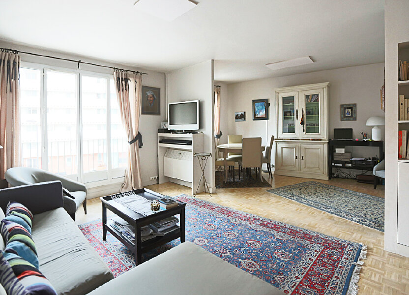 Appartement à vendre 84.52m2 à Villejuif