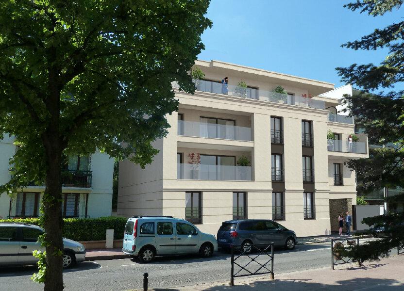 Appartement à vendre 77.22m2 à Saint-Maur-des-Fossés