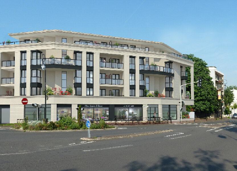 Appartement à vendre 69.57m2 à La Varenne - Saint-Maur-des-Fossés