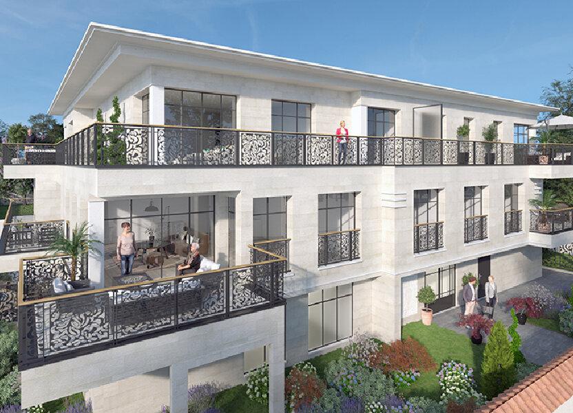 Appartement à vendre 103m2 à La Varenne - Saint-Maur-des-Fossés