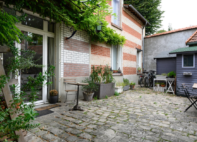 Maison à vendre 83.02m2 à Villiers-sur-Marne