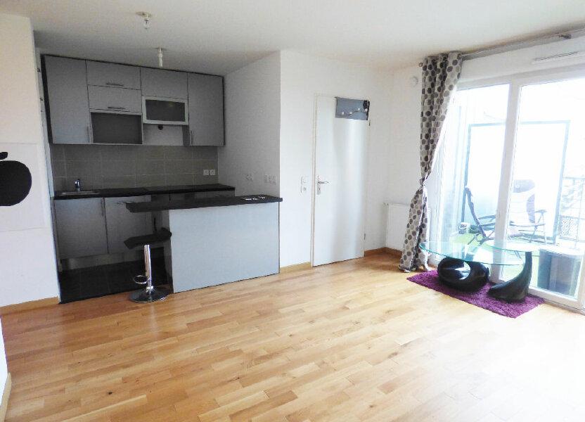 Appartement à louer 40.6m2 à Rosny-sous-Bois