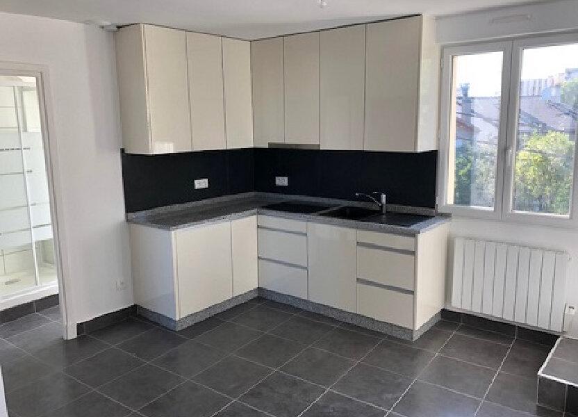 Appartement à louer 38.77m2 à Fontenay-sous-Bois