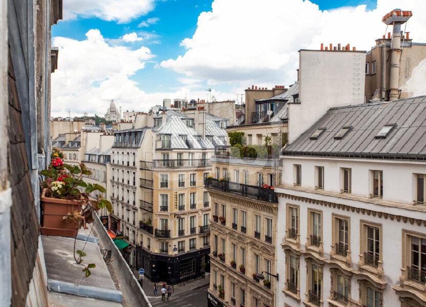 Appartement à vendre 84.11m2 à Paris 9