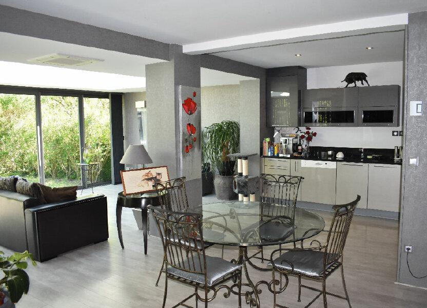 Maison à vendre 122m2 à Chevry-Cossigny