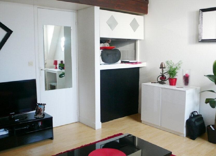 Appartement à louer 25.3m2 à Fontainebleau