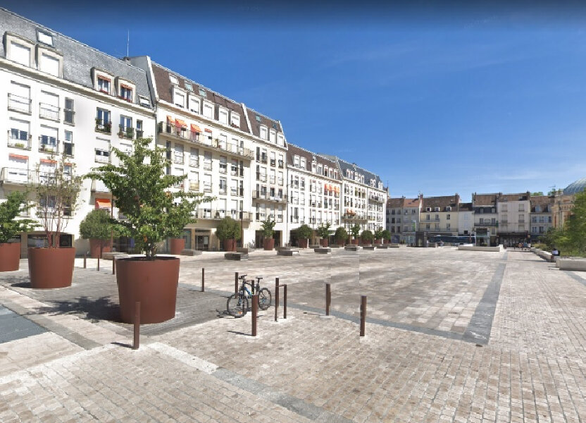 Appartement à louer 89m2 à Fontainebleau