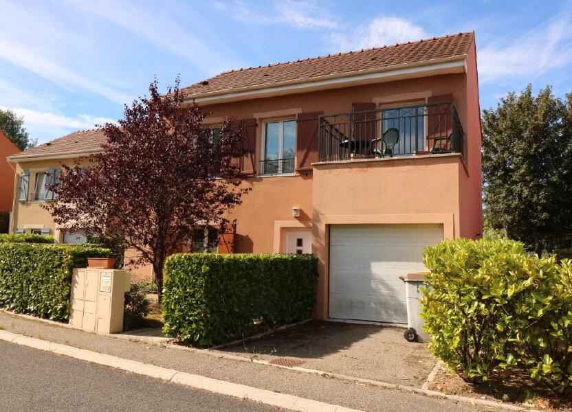 Maison à vendre 124.79m2 à Vulaines-sur-Seine