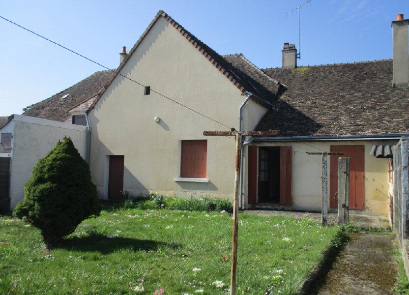 Maison à vendre 109m2 à Saint-Rémy-des-Monts