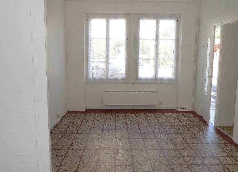 Appartement à louer 52.65m2 à Le Croisic