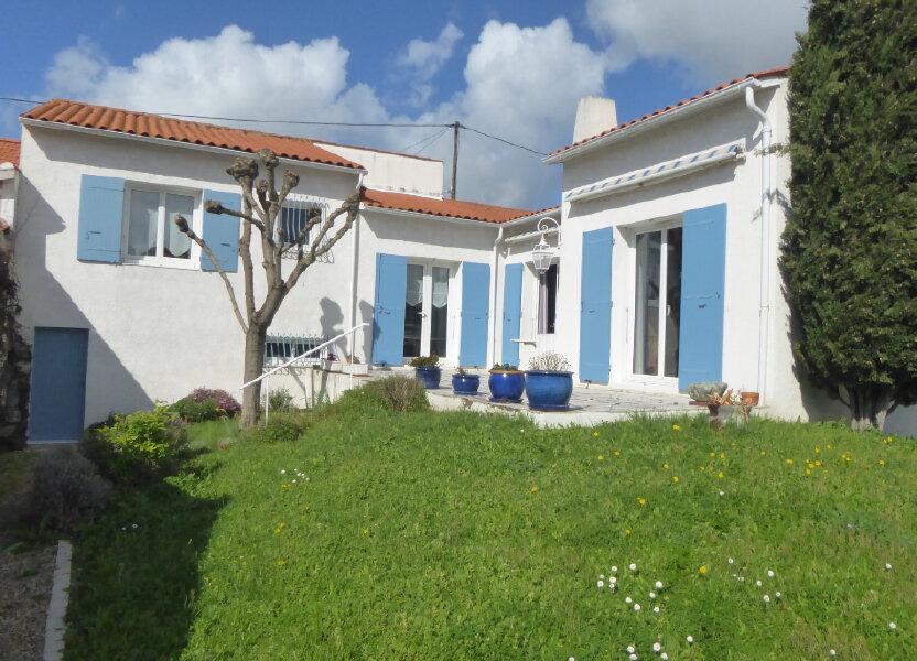 Maison à vendre 153.88m2 à La Rochelle