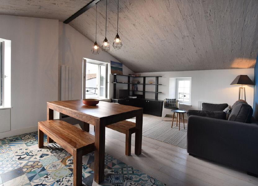 Maison à vendre 36m2 à Saint-Clément-des-Baleines