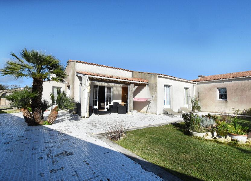 Maison à vendre 167m2 à Loix