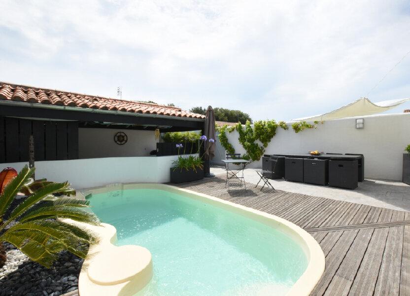 Maison à vendre 128m2 à Sainte-Marie-de-Ré
