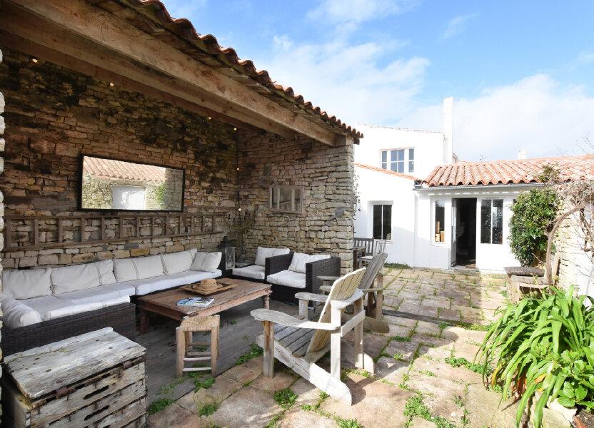 Maison à vendre 115m2 à Ars-en-Ré