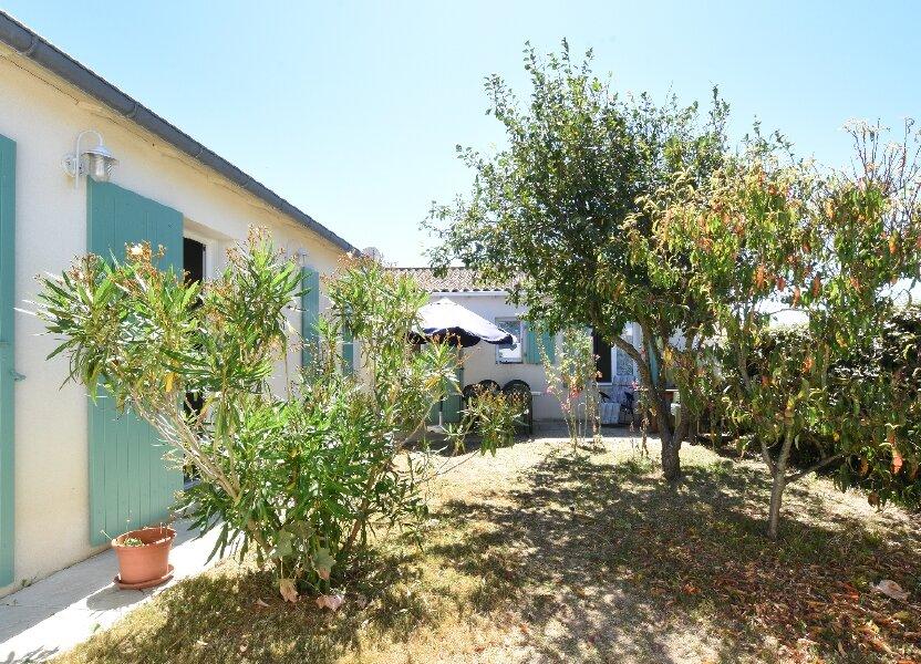 Maison à vendre 100m2 à Saint-Clément-des-Baleines