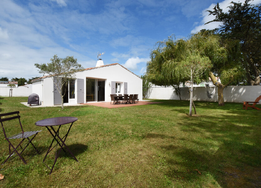 Maison à vendre 135m2 à Saint-Clément-des-Baleines