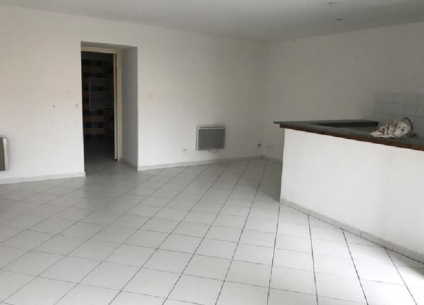 Appartement à vendre 42m2 à Belleville