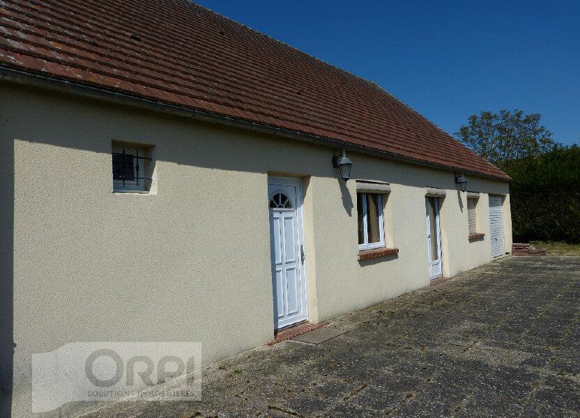 Maison à vendre 110m2 à Verneuil-sur-Avre