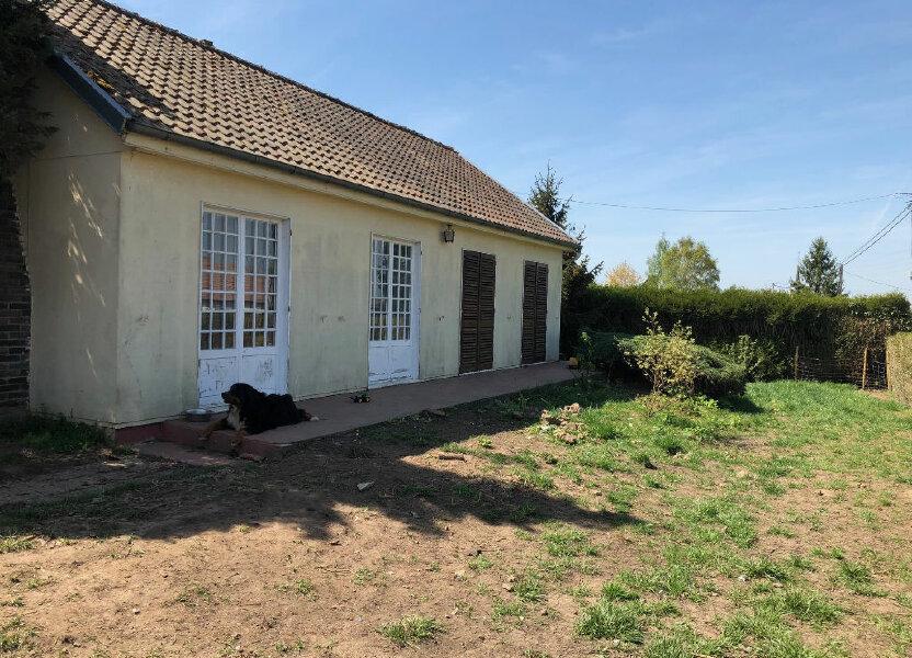 Maison à vendre 70m2 à La Vieille-Lyre