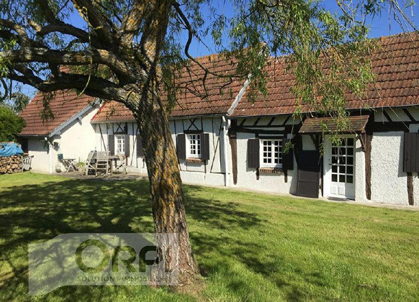 Maison à vendre 145m2 à Manthelon