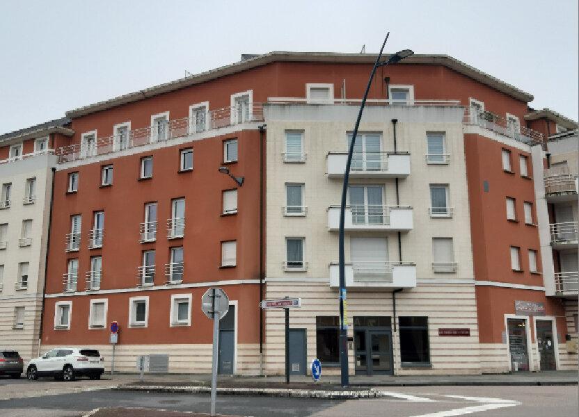 Appartement à louer 43.75m2 à Évreux