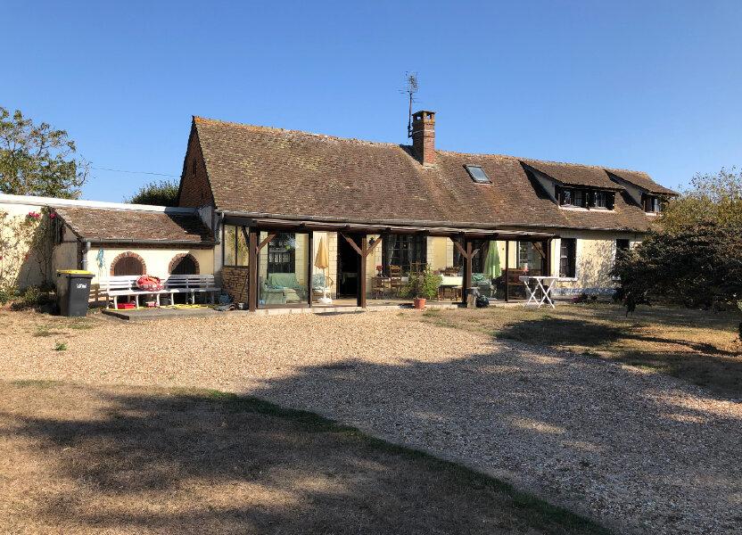Maison à vendre 145m2 à Condé-sur-Iton
