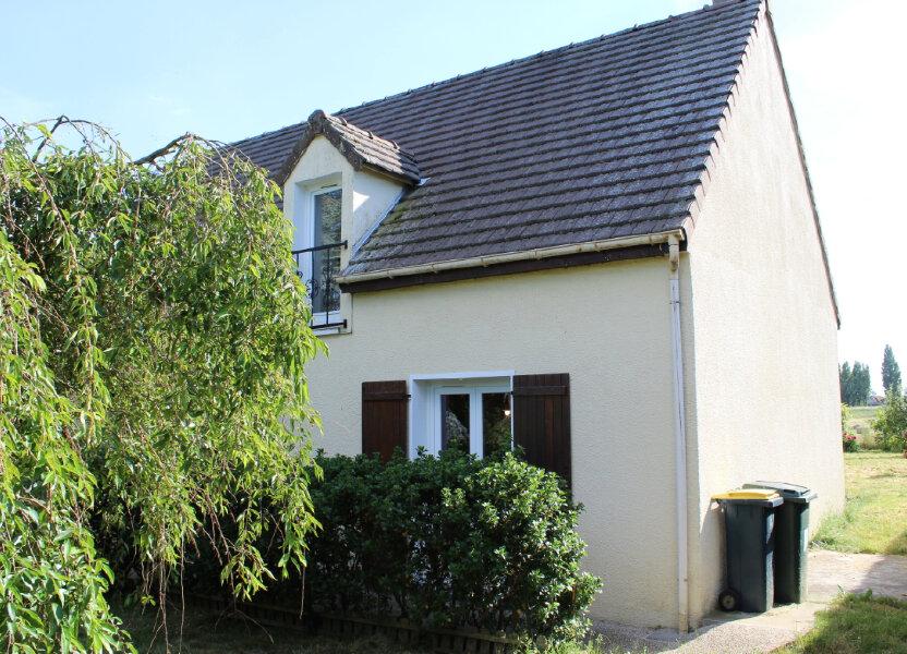 Maison à vendre 140m2 à Pacy-sur-Eure