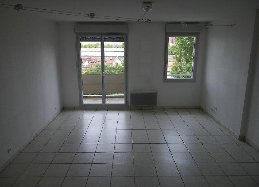 Appartement à louer 54.23m2 à Toulouse