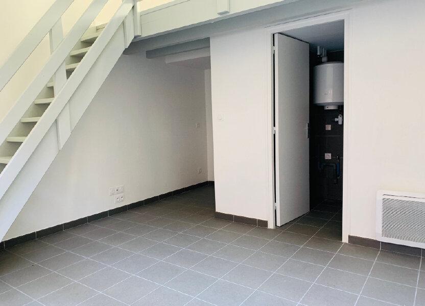 Appartement à louer 30.8m2 à Toulouse