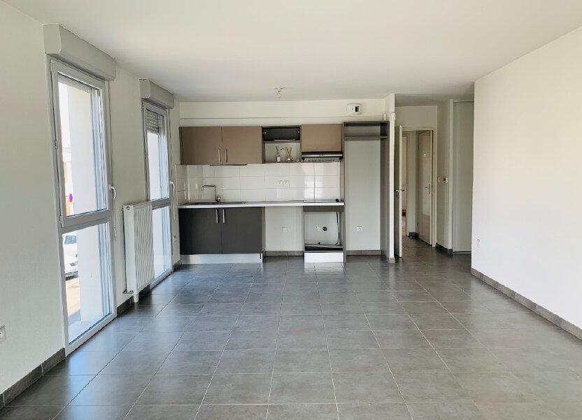 Appartement à louer 66.8m2 à Tournefeuille