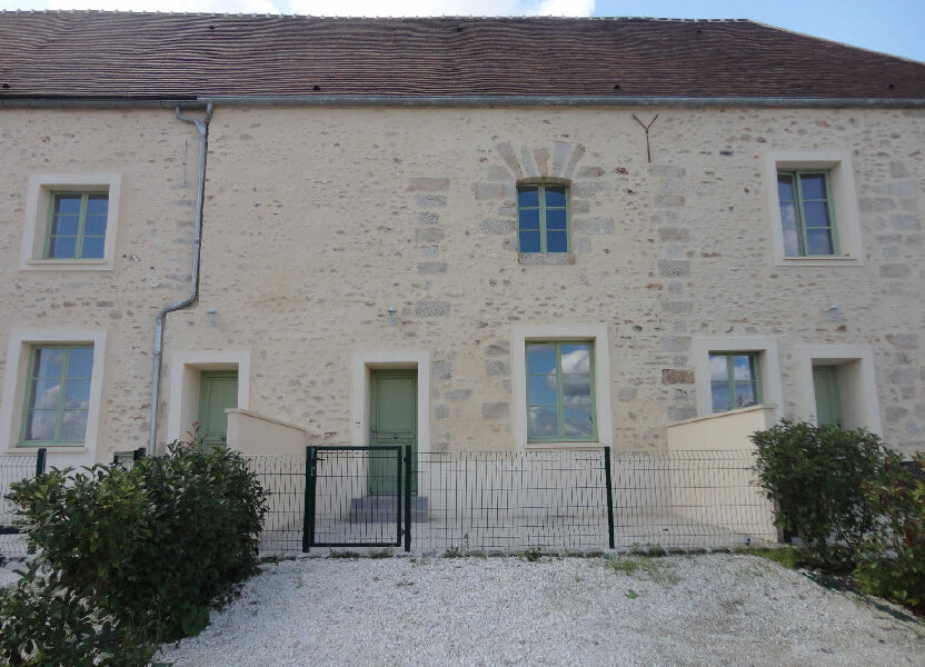 Maison à louer 66.58m2 à Bernay-Vilbert