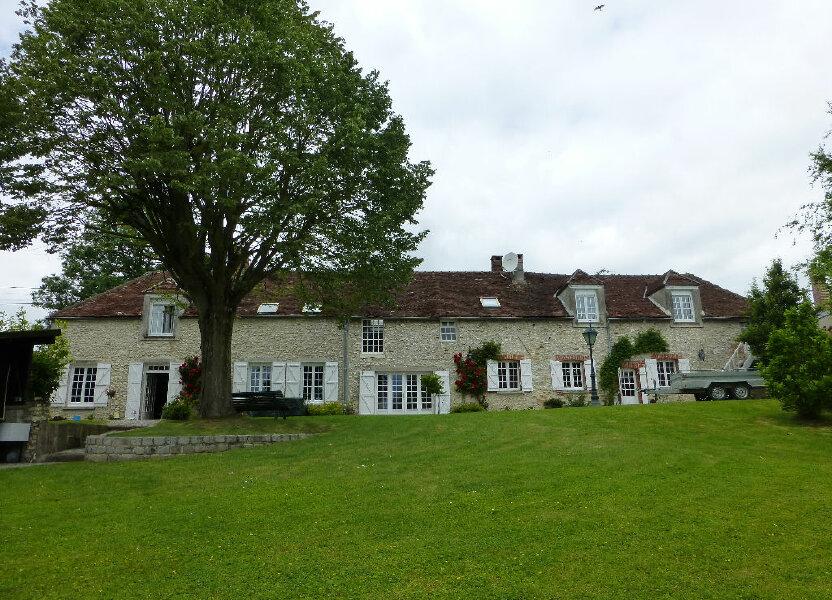 Maison à vendre 315m2 à Beton-Bazoches