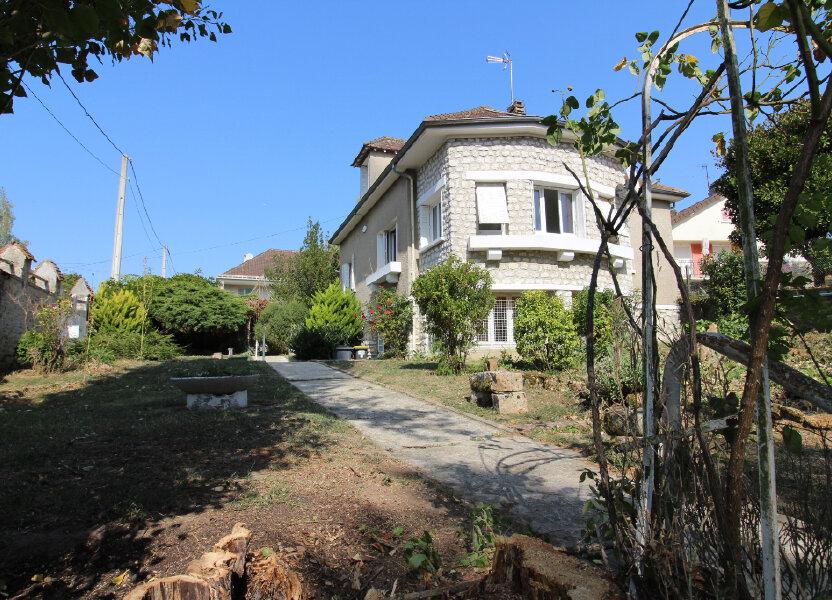 Maison à louer 97m2 à Rozay-en-Brie