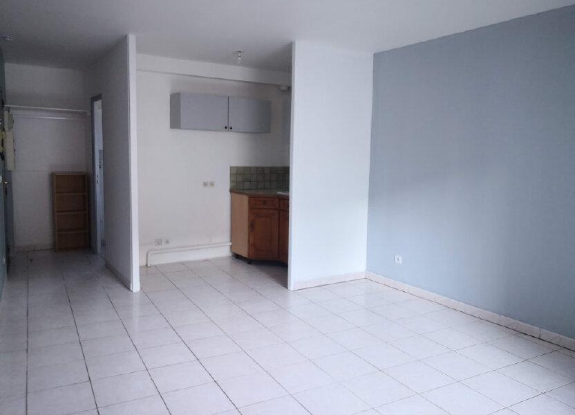 Appartement à louer 26.29m2 à Jouy-le-Châtel