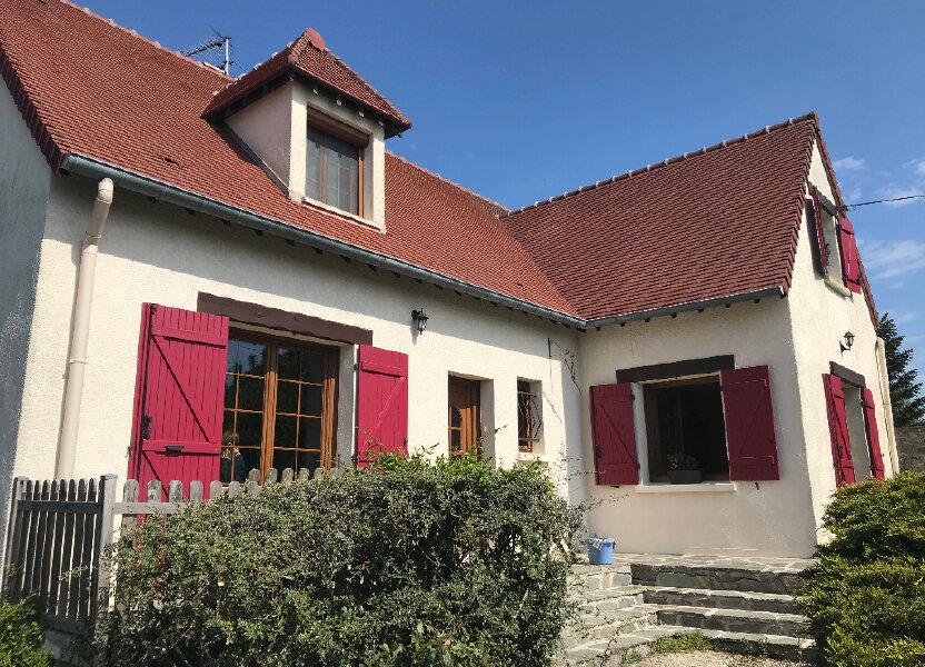 Maison à louer 140m2 à Villeneuve-les-Bordes