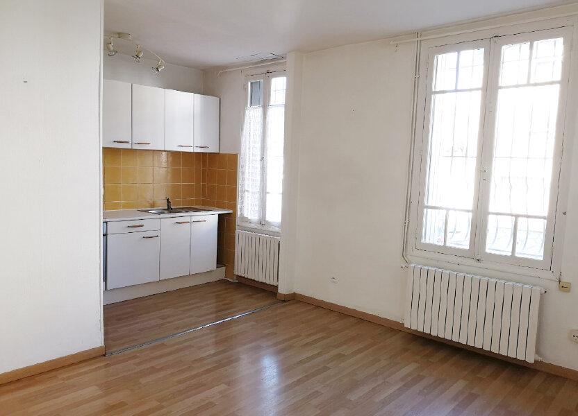 Appartement à louer 43.67m2 à Béziers