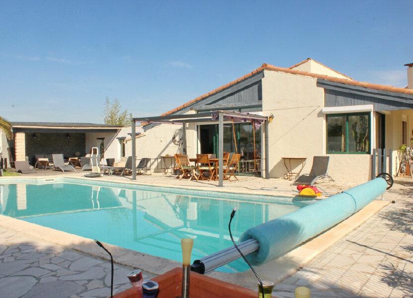Maison à vendre 198m2 à Marseillan