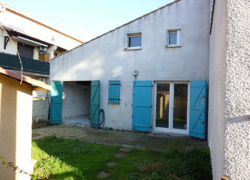 Maison à louer 37m2 à Agde