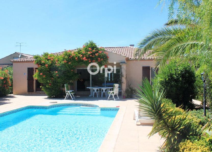 Maison à vendre 120m2 à Pomérols
