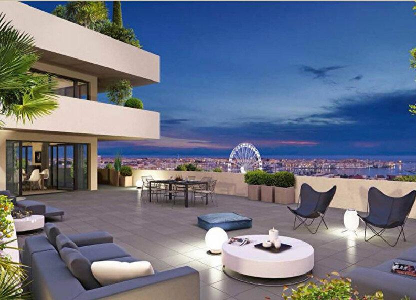 Appartement à vendre 36.25m2 à Le Cap d'Agde - Agde