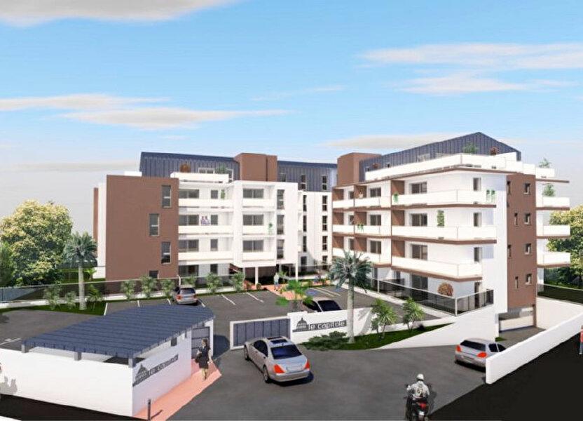 Appartement à vendre 55m2 à Béziers