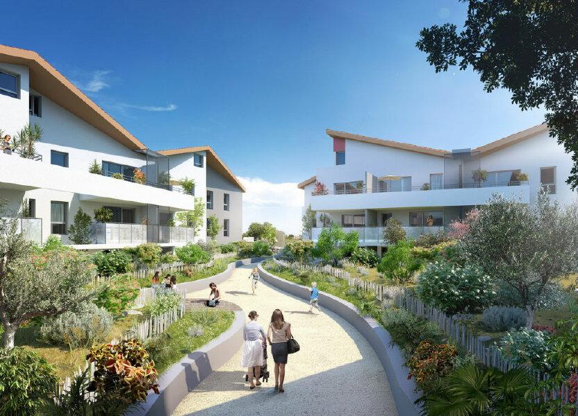Appartement à vendre 57m2 à Marseillan