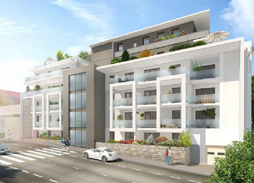Appartement à vendre 39.72m2 à Béziers