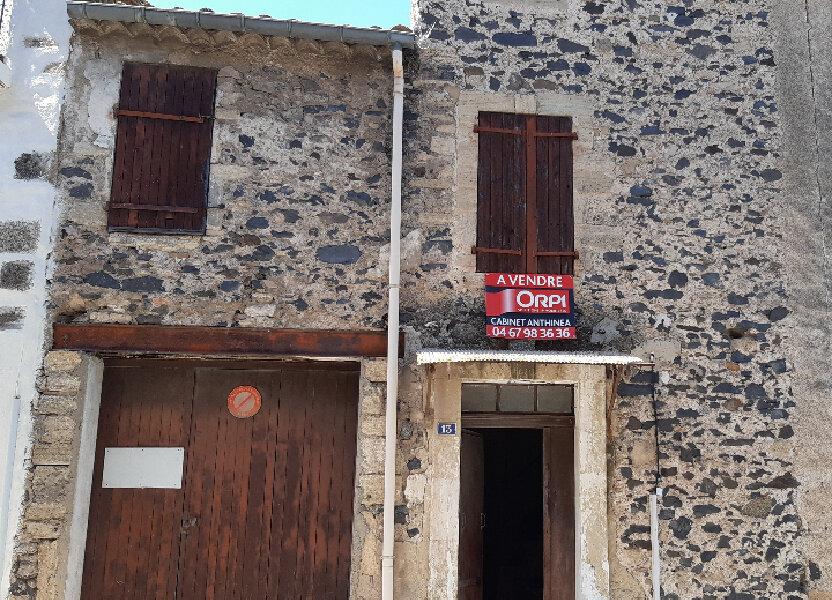 Maison à vendre 56m2 à Caux