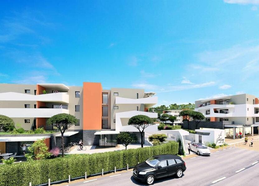 Appartement à vendre 47.05m2 à Sérignan